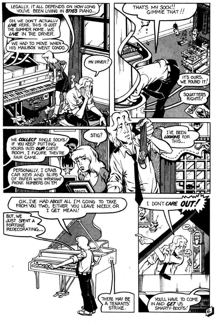 Stig's Inferno: Issue #1 - Page 6